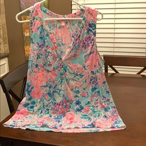 Lilly Pulitzer xl tank top